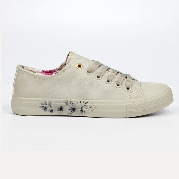 Miss Black Baker 2 Sneaker - Grey-Miss Black-Buy shoes online