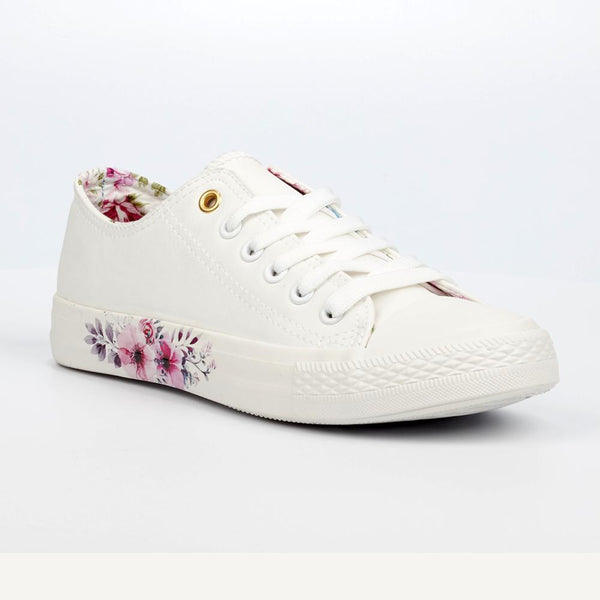 Miss Black Baker 2 Sneaker - White-Miss Black-Buy shoes online