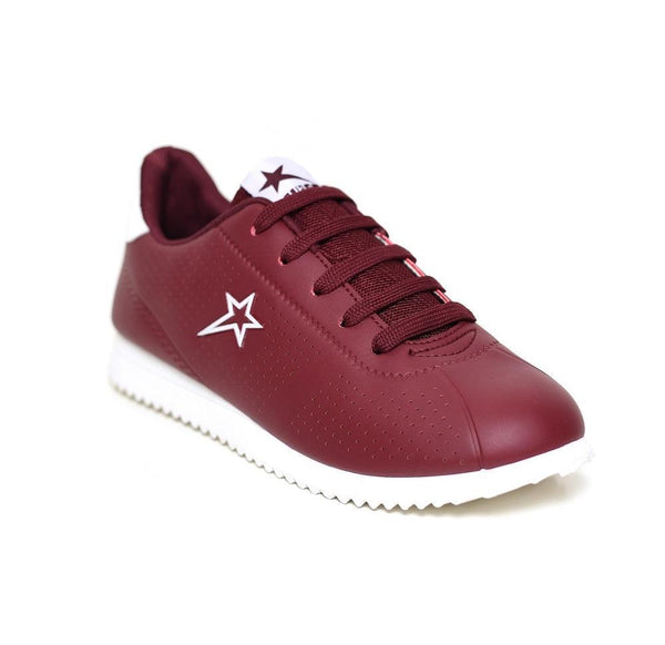 Soviet Women's Beverly Sneaker - Dark Plum-Soviet-Buy shoes online