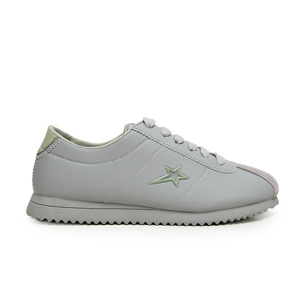 Soviet Women's L Cassie Sneaker - White/Grey-Soviet-Buy shoes online