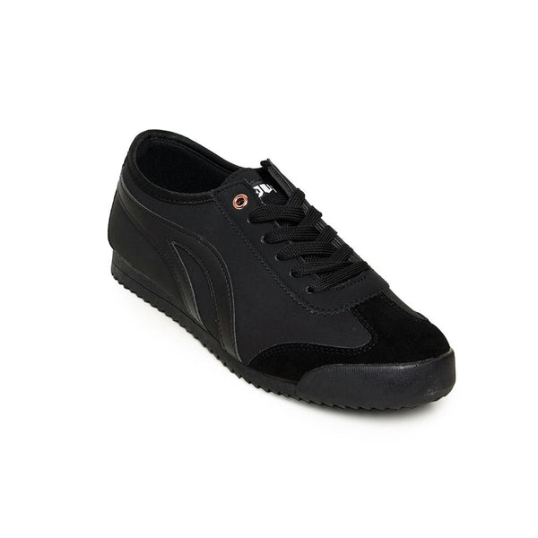 Soviet Women's Lamar Sneaker - Black Mono-Soviet-Buy shoes online