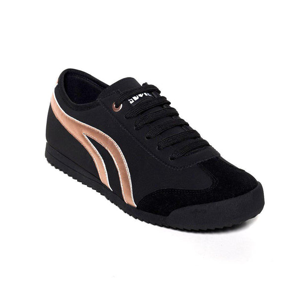 Soviet Women's Lamar Sneaker - Black/ Pink-Soviet-Buy shoes online