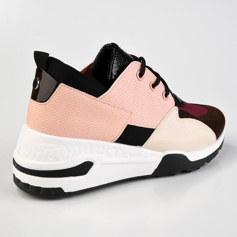 Women's TTL-Ease 2 Sneaker - Mink Multi-TOM TOM-Buy shoes online