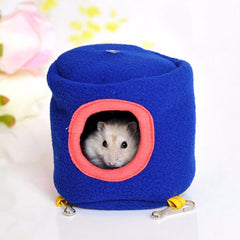 Hammock For Ferret Rabbit Rat Hamster Parrot Squirrel Hanging Bed Toy House