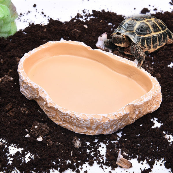 1pcs Resin Tortoise Bowl Basin