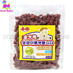 Delicious Beef Snack 200g for dogs