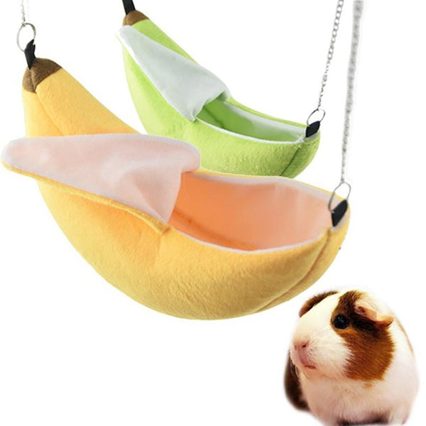 Banana Bed for Hamster