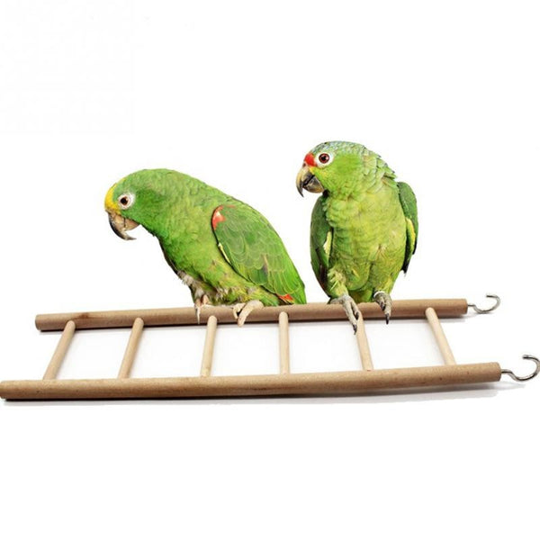 Bird Toys Wooden Ladders