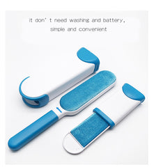 2Pc Hair Remover Brush