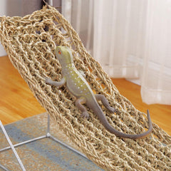 Hanging Bed Mat Lizard Hammock Swing