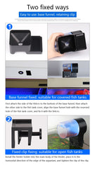 Automatic Feeder Aquarium Smart Timing