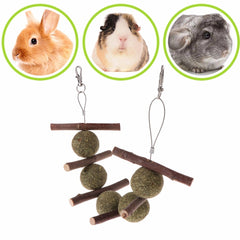 Pet Hamster Teeth Grinding Toys