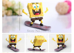 Small Aquarium SpongeBob Decoration Pineapple House