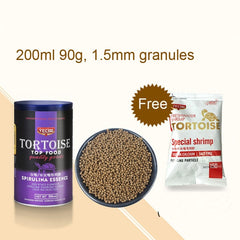 Tortoise Food Feed Sticks Granules Dried