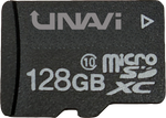 Micro SD Card 128GB : 1MSC8FRC1A