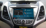 UNAVI Navigation for Hyundai Elantra - UNAVI USA, Inc.