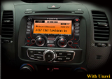 UNAVI Navigation for Kia Forte - UNAVI USA, Inc.