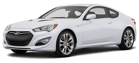 UNAVI Navigation for Hyundai Genesis Coupe - Unavi USA, Inc.