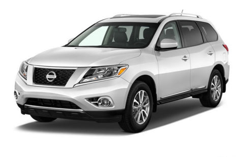 UNAVI Navigation for Nissan Pathfinder - Unavi USA, Inc.