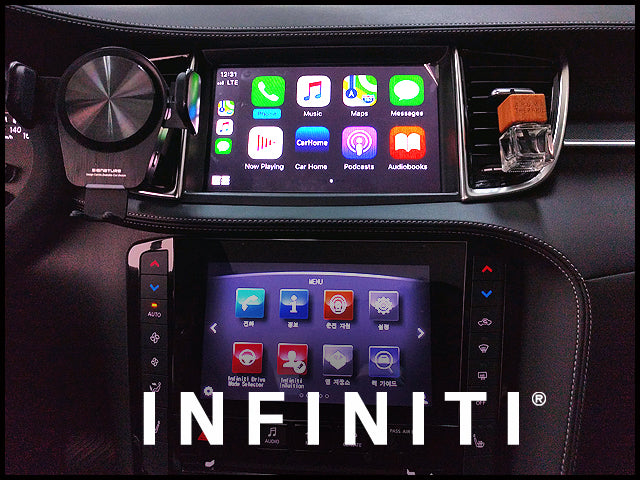 Apple CarPlay for INFINITI QX50 2019 | Android Auto Update Module