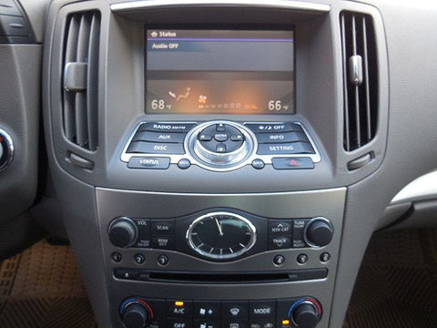UNAVI Navigation for Infiniti G37 - UNAVI USA, Inc.