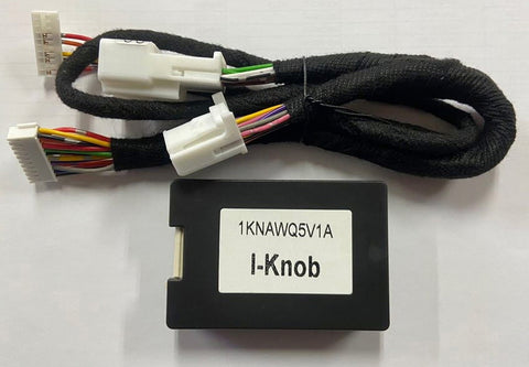 i-knob for operating Infiniti gear shift knob switch: 1KNAWQ5V1A