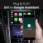 Apple CarPlay for Nissan Pathfinder | Android Auto Update Module