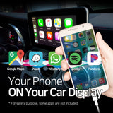 Apple CarPlay for 2010-2018 Mercedes Benz | Android Auto Retrofit & Upgrade Module / Adapter