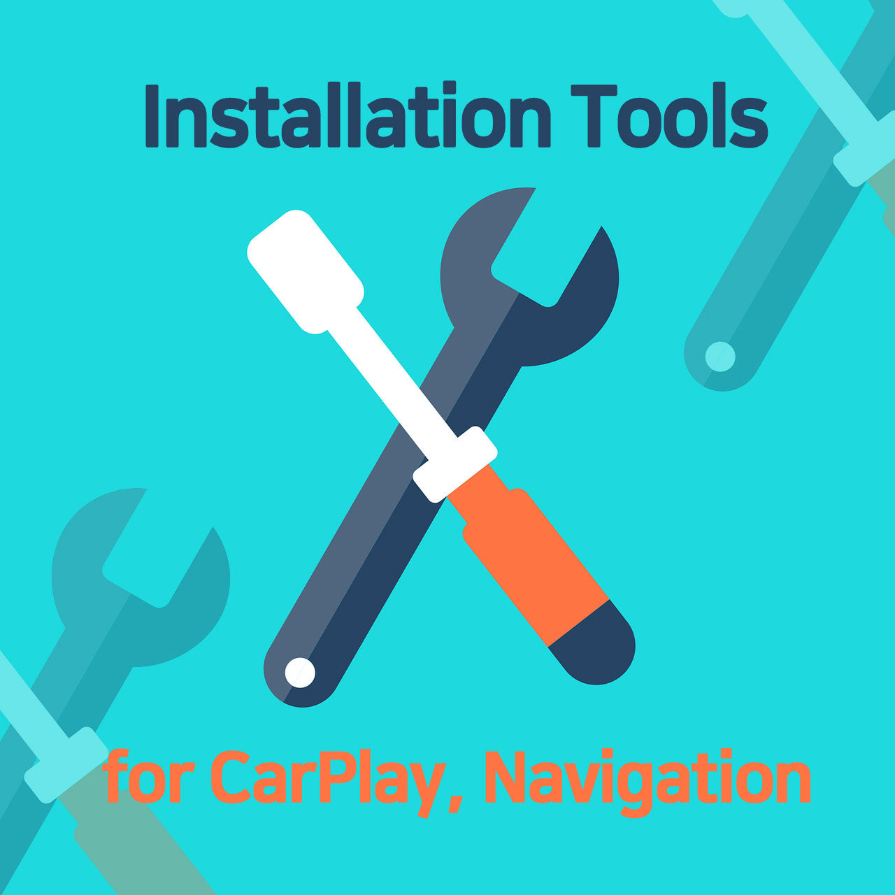 Installation Tools Kit for CarPlay & Navigation