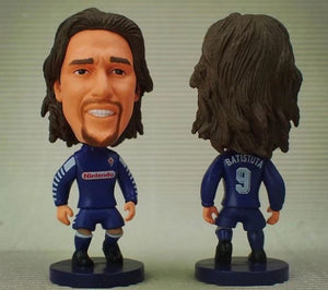 Batistuta Action Figure