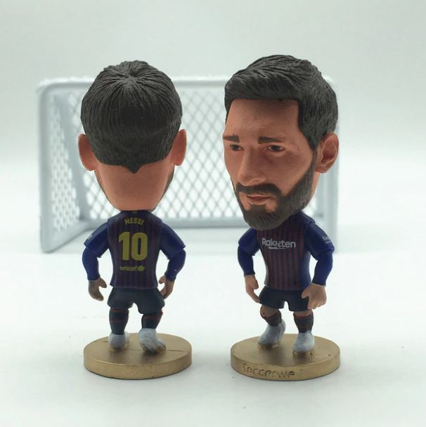 Messi Action Figure