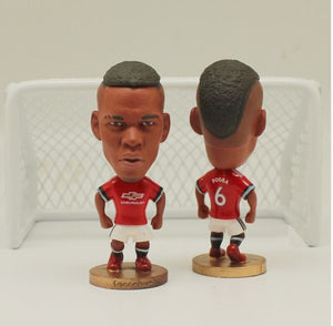 Pogba Action Figure