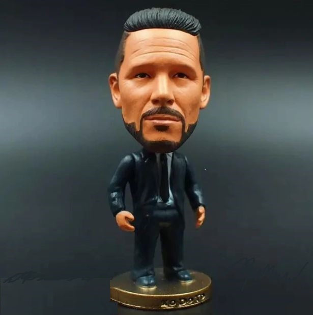Simeone Action Figure