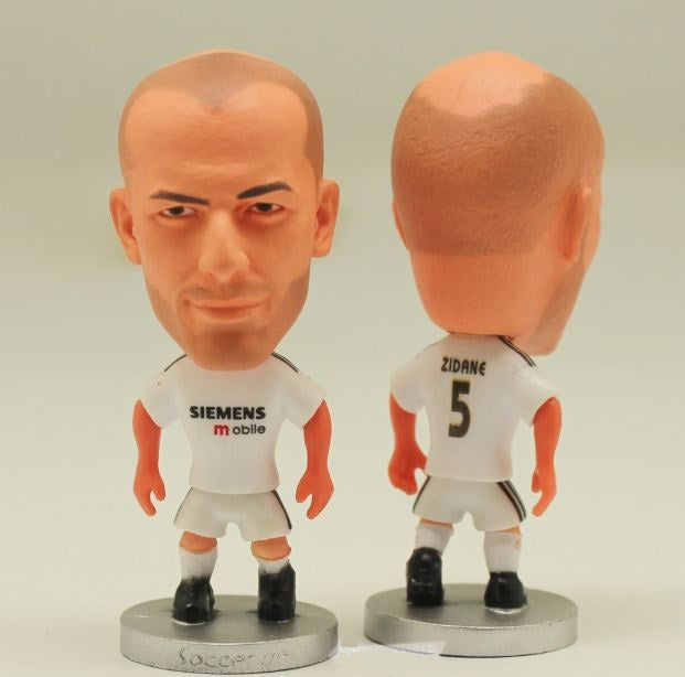 Zidane Action Figure