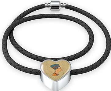 Heart Leather Bracelets