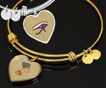 Heart Luxury Bangles