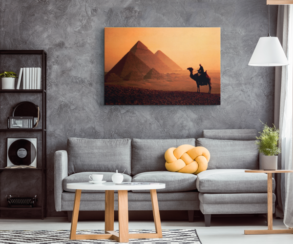 Canvas Wall Art (Rectangular)