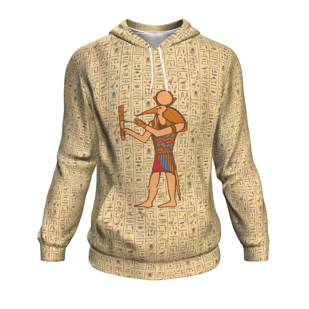 Egyptian Hoodie all-over print - Pharao Store