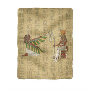 Egyptian Baby Blanket - Pharao Store
