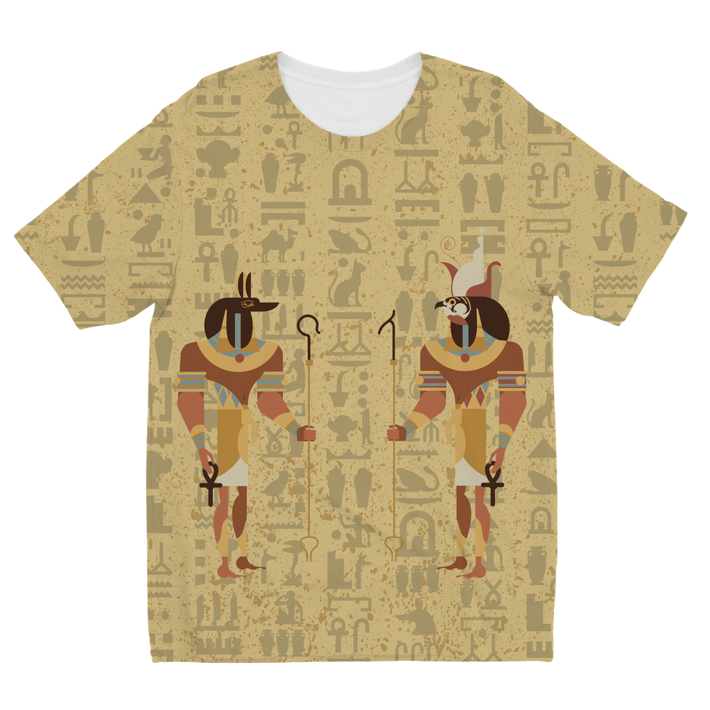 Egyptian Kids T-shirt all-over print - Pharao Store