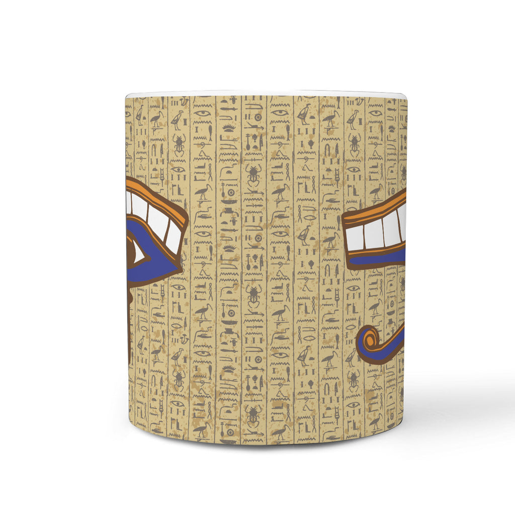 Eye of Horus Ancient Egyptian Mug - Pharao Store