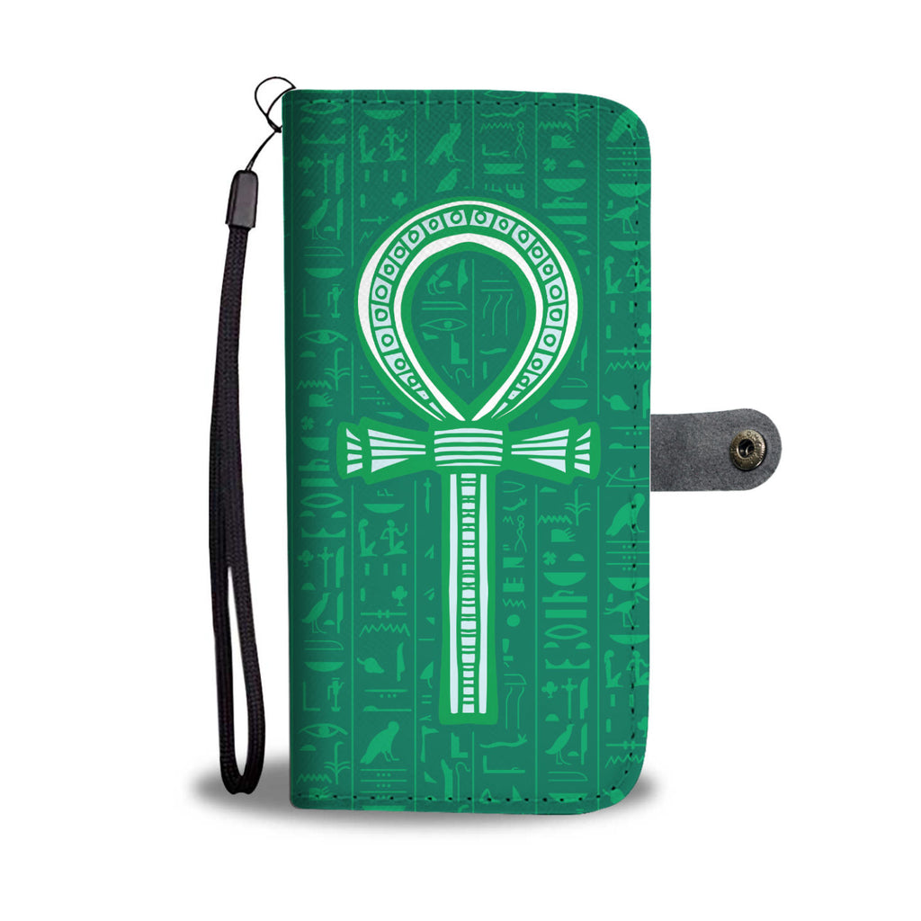 Ank Ancient Egyptian Wallet Case - Pharao Store