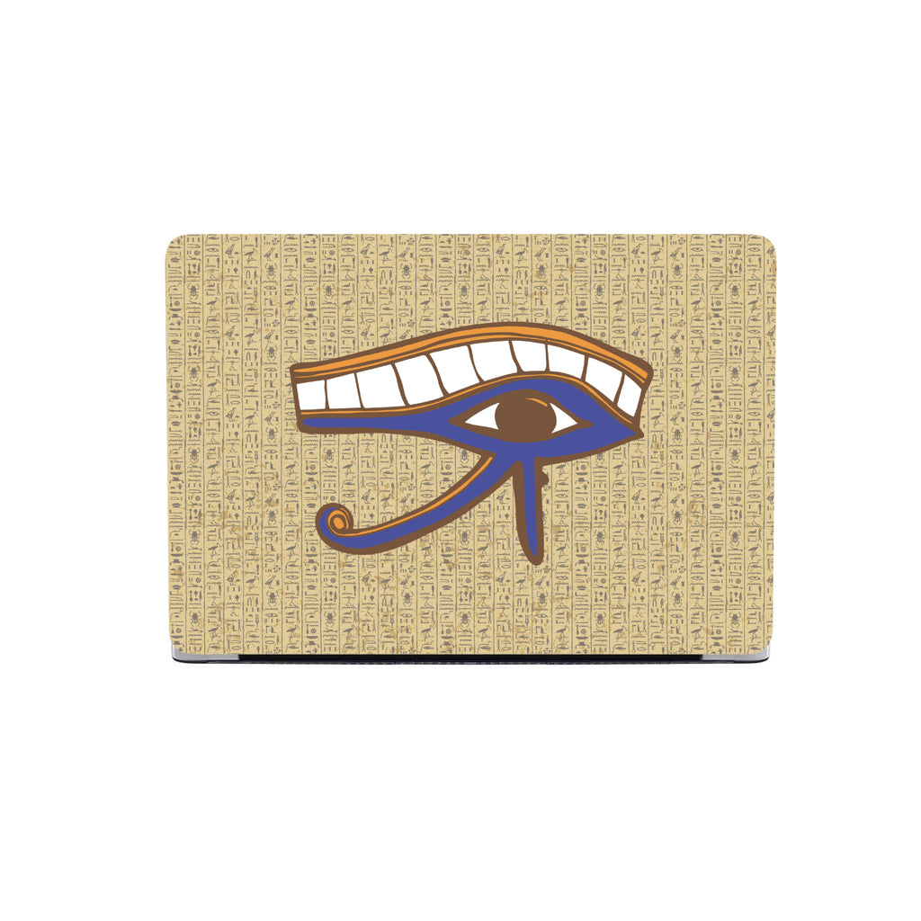 Eye of Horus Ancient Egyptian MacBook Case - Pharao Store