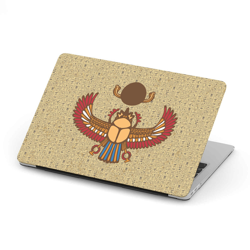Scarab Ancient Egyptian MacBook Case - Pharao Store