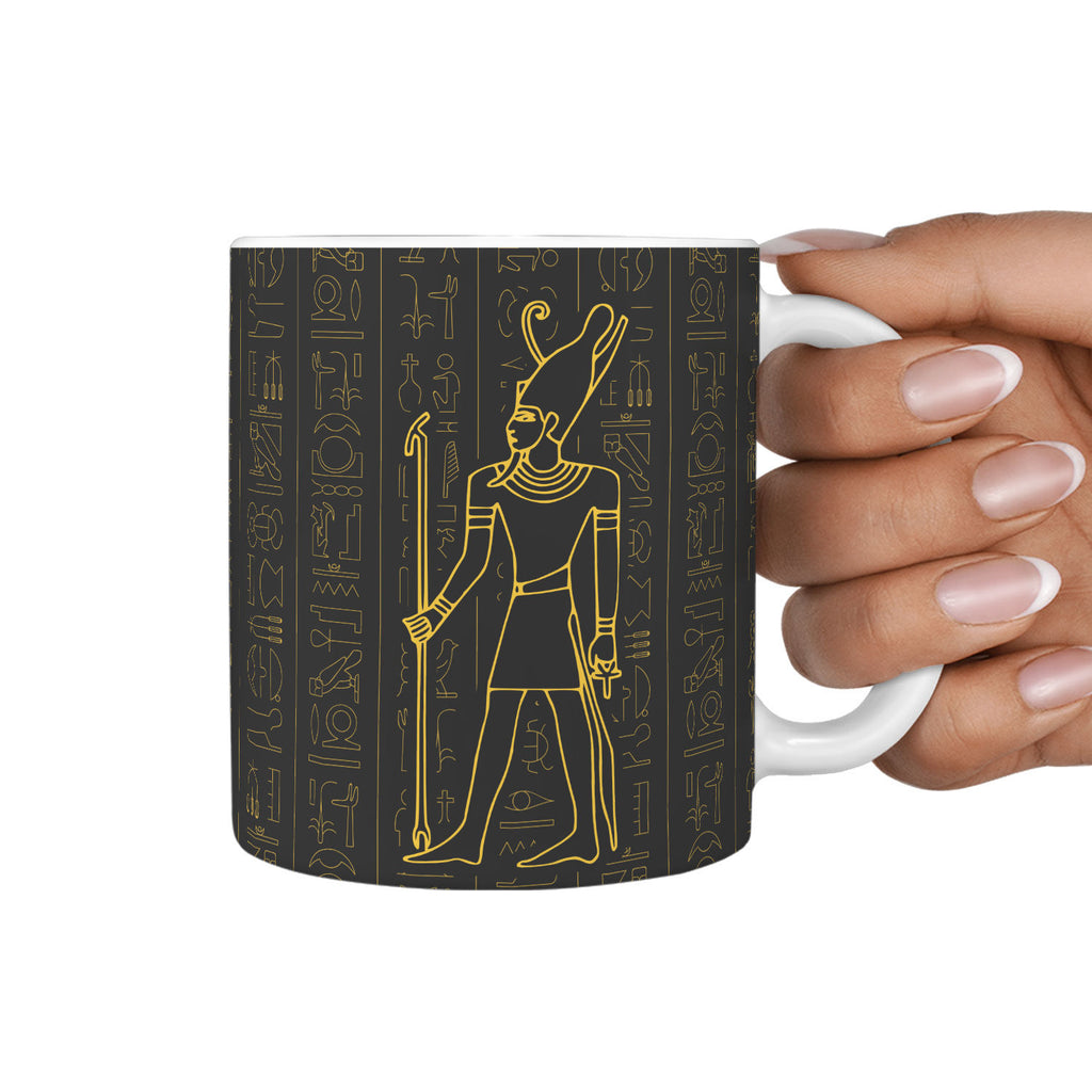 Ancient Egyptian Mug - Pharao Store