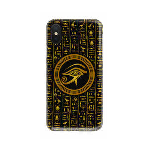 Eye of Horus Ancient Egyptian Phone Case - Pharao Store