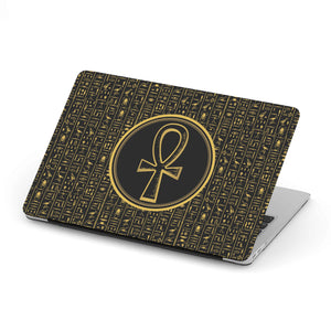 Ankh Ancient Egyptian MacBook Case - Pharao Store