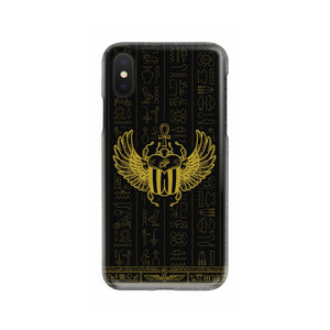 Scarab Ancient Egyptian Phone Case - Pharao Store