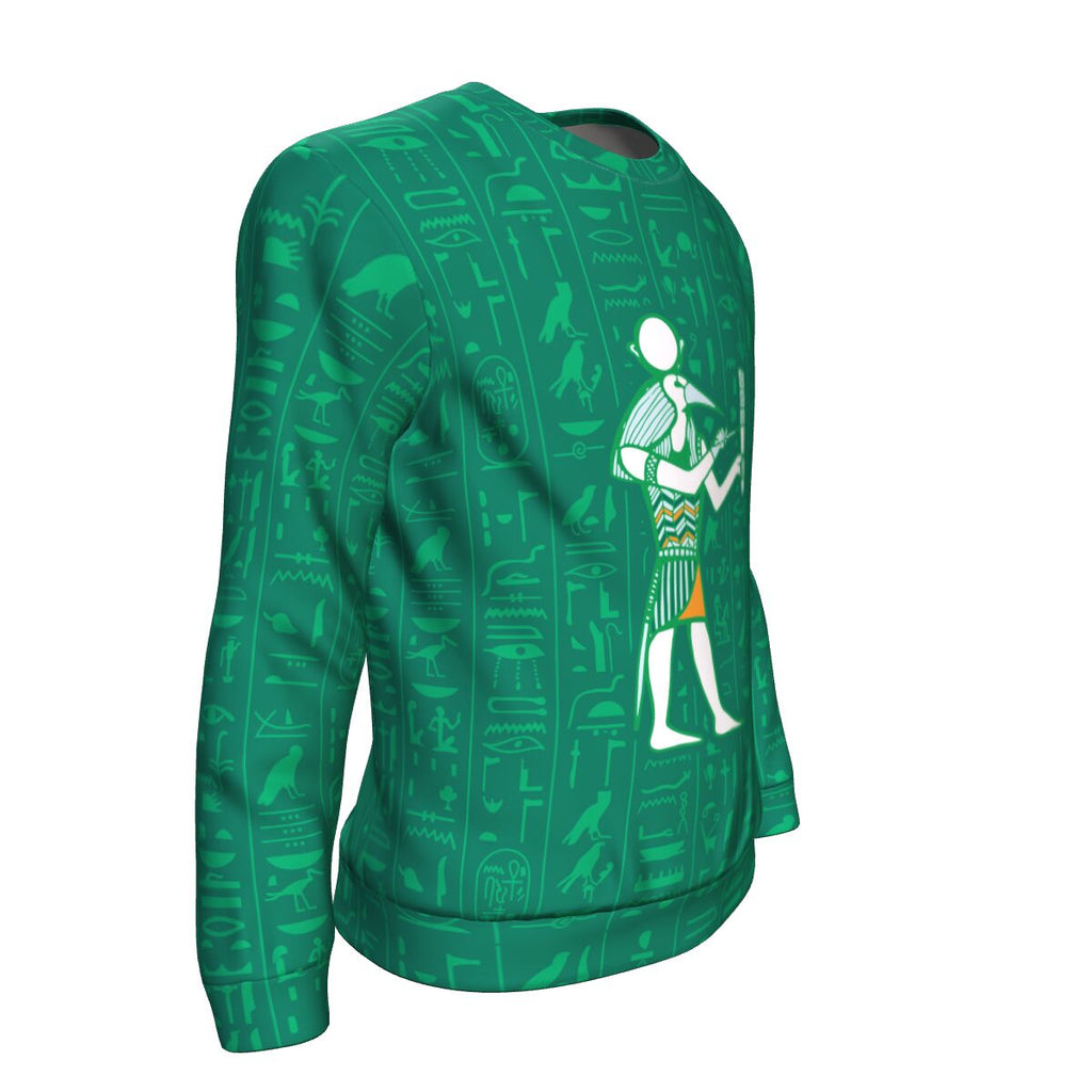 Egyptian Sweatshirt all-over print - Pharao Store