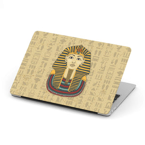 King Tut Ancient Egyptian MacBook Case - Pharao Store